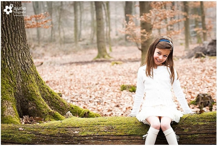 communiefotograaf Limburg fotoshoot communie Brunssum
