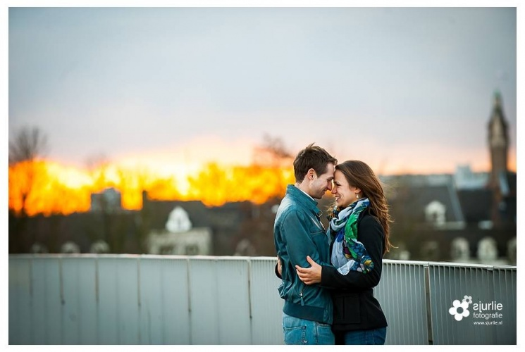 Fotograaf Loveshoot prewedding shoot verlovingsreportage Limburg