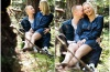 loveshoot pre wedding shoot romantische reportage van een stel in de natuur Limburg Brunssummerheide