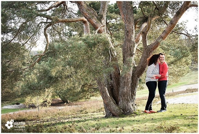 loveshoot romantische fotoshoot Limburg Brunssummerheide