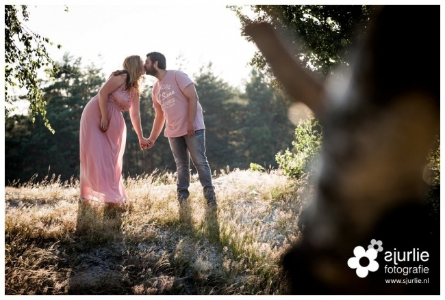 Loveshoot preweddingshoot Limburg